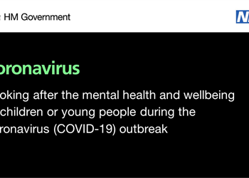 Supporting Children & Young people during the Covid-19 crisis