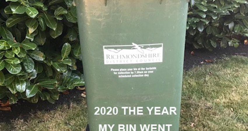 GREEN BIN SUBSCRIPTION STILL AVAILABLE